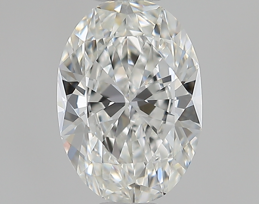 0.59 ct Oval Diamond : G / VVS2