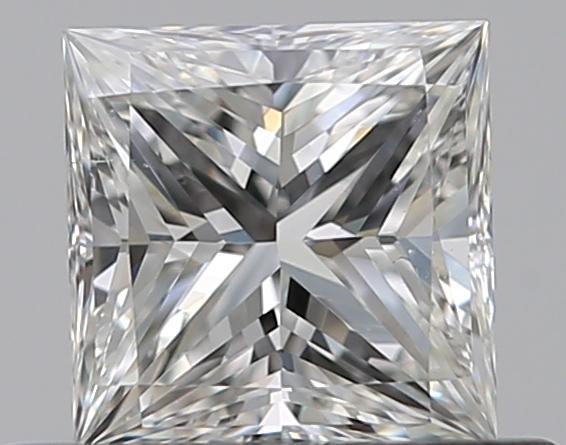 0.40 ct Princess Cut Diamond : F / VS2