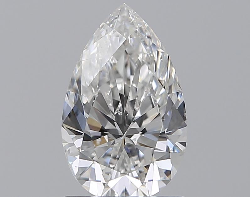 1.01 ct Pear Shape Diamond : G / SI2