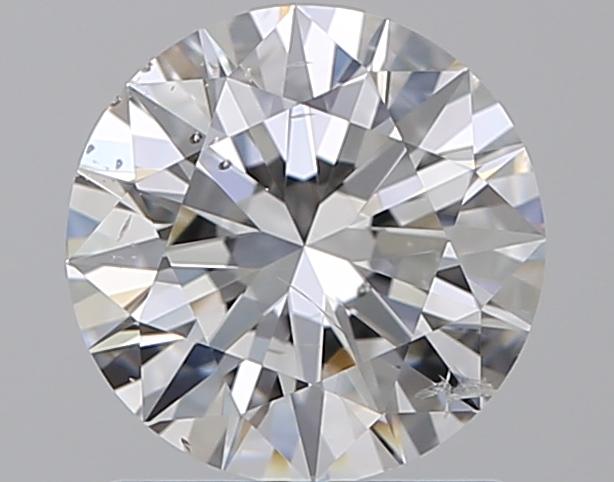1.01 ct Round Diamond : E / SI2