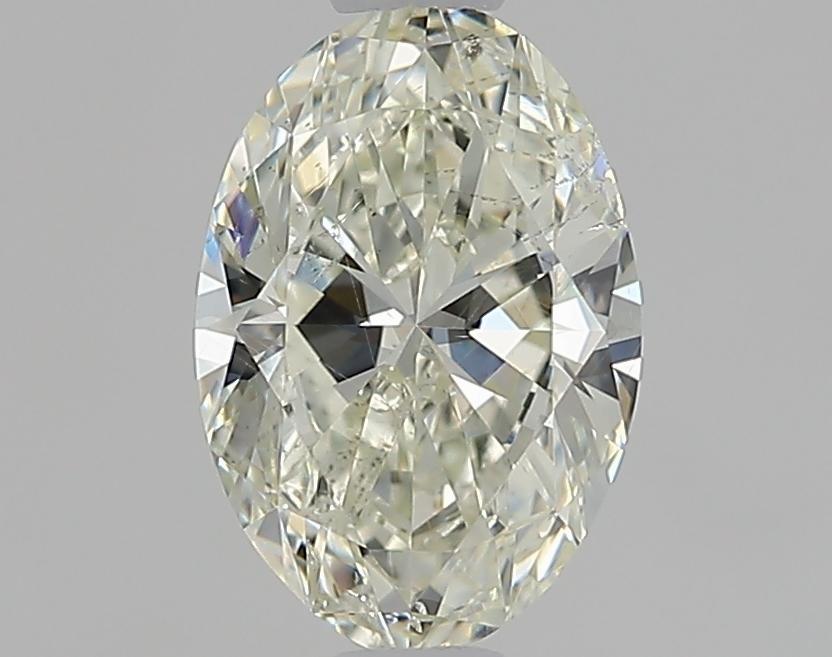 0.75 ct Oval Diamond : L / SI2