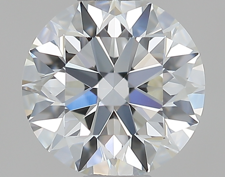 0.70 ct Round Diamond : H / VVS2