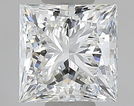 0.51 ct Princess Cut Diamond : H / SI1