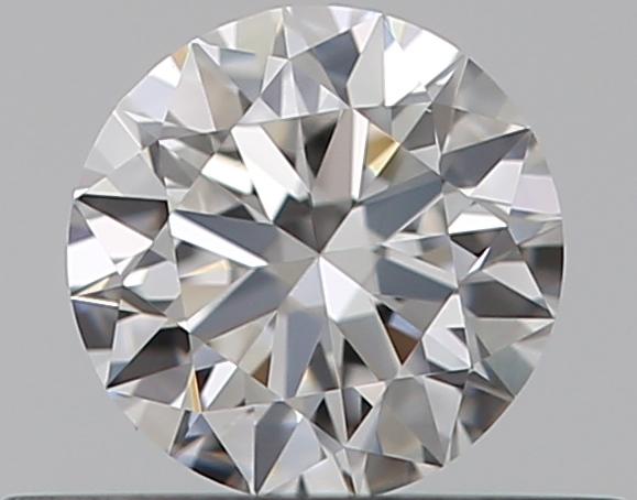 0.30 ct Round Diamond : E / VVS1
