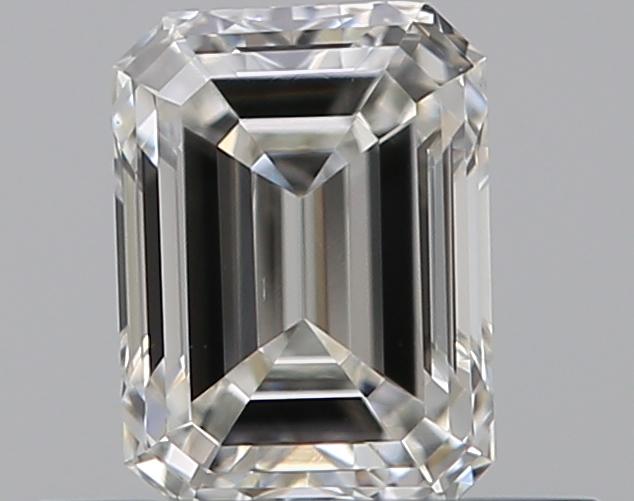 0.40 ct Emerald Cut Diamond : H / VS1