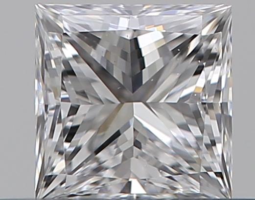 0.36 ct Princess Cut Diamond : D / VS1
