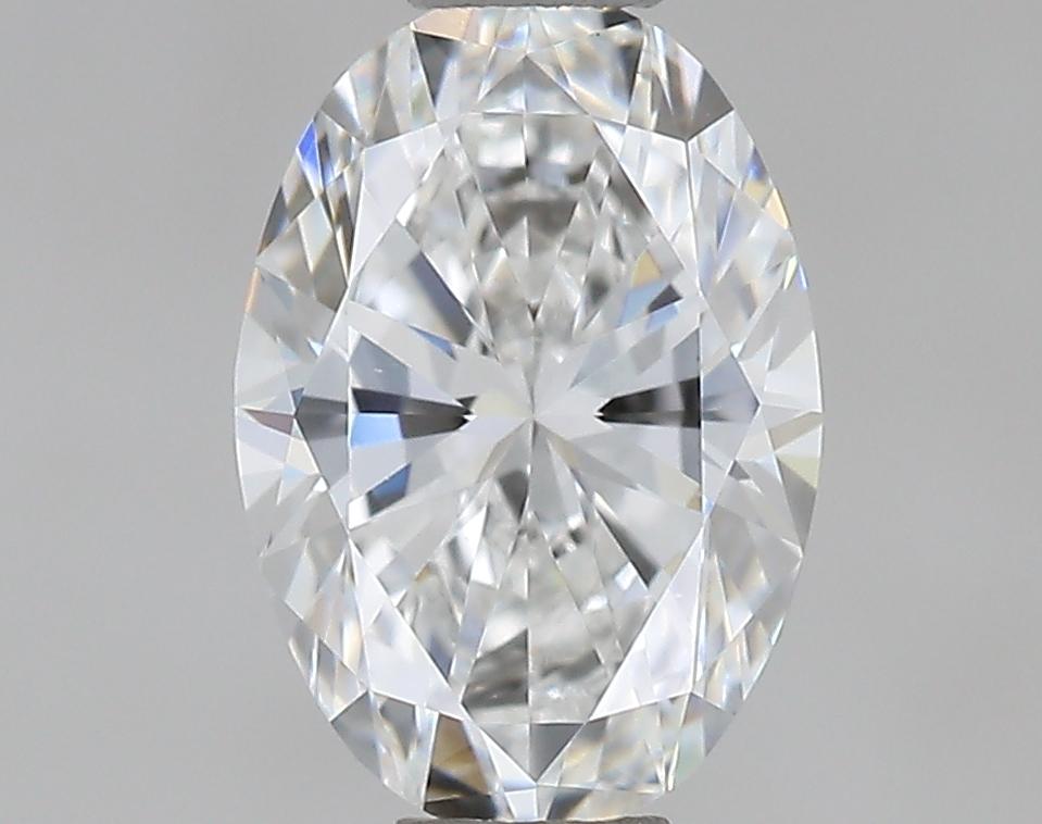 0.56 ct Oval Diamond : F / VS1
