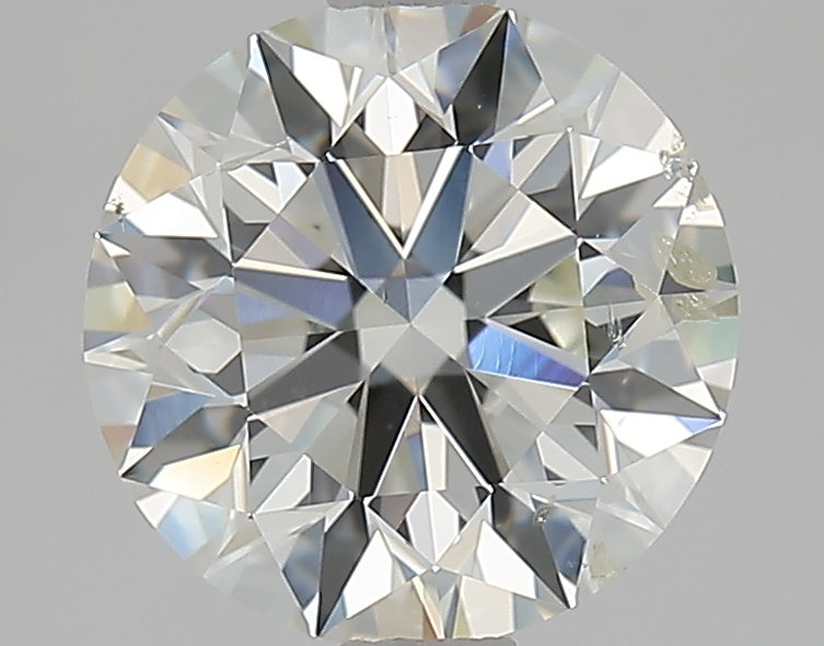 2.51 ct Round Diamond : J / SI2
