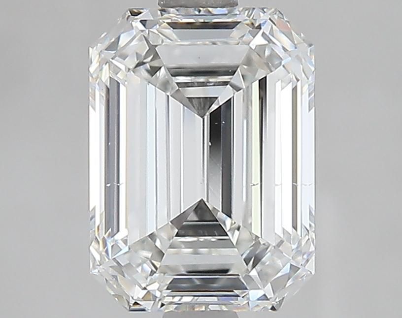 2.00 ct Emerald Cut Diamond : G / VS2
