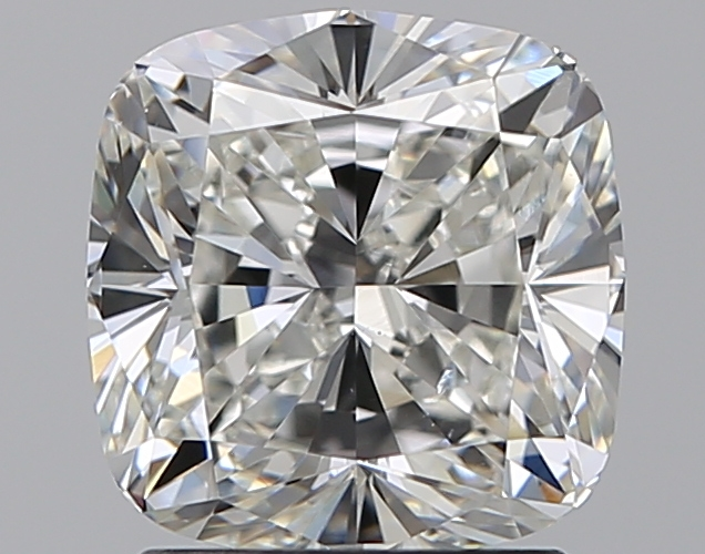 1.79 ct Cushion Cut Diamond : I / VS2