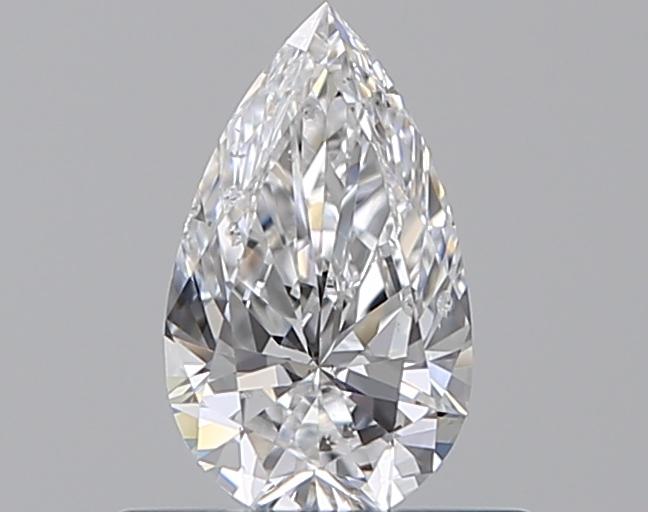 0.41 ct Pear Shape Diamond : D / SI2