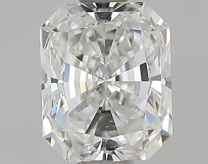 1.01 ct Radiant Diamond : H / SI1