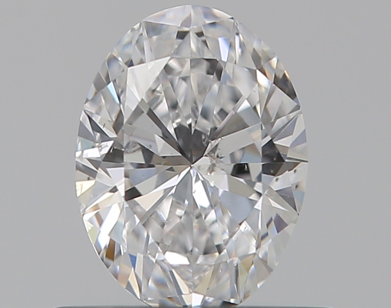0.51 ct Oval Diamond : D / SI2