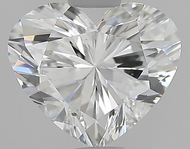 1.00 ct Heart Shape Diamond : H / SI1