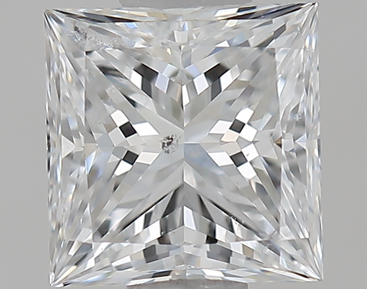 0.80 ct Princess Cut Diamond : E / SI1