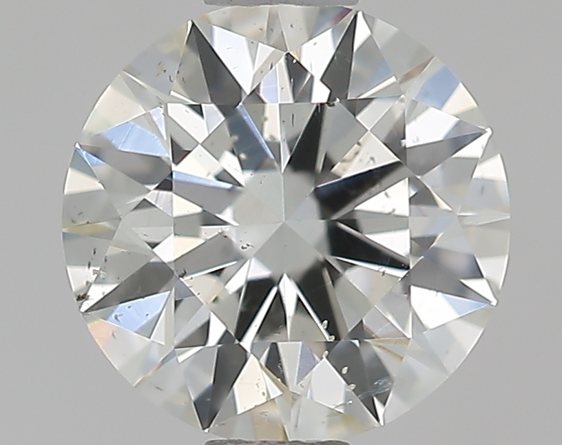 0.65 ct Round Diamond : I / SI1