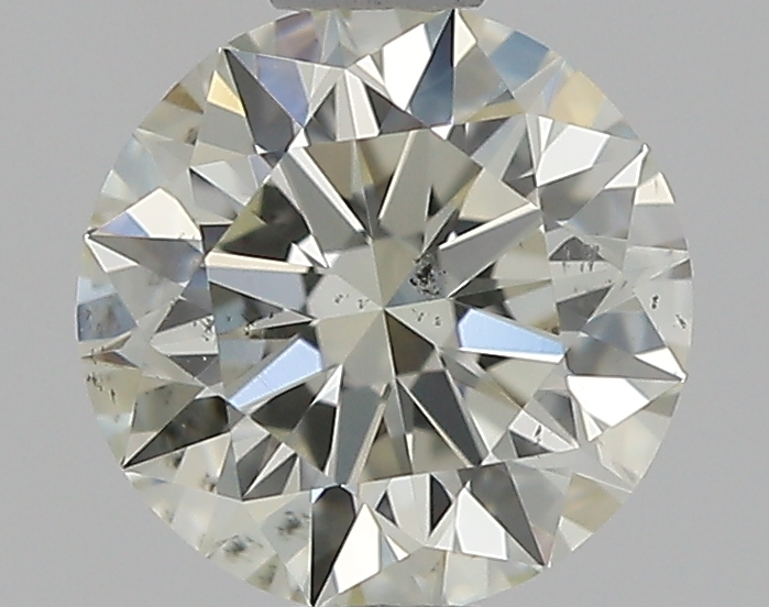 0.59 ct Round Diamond : L / SI1