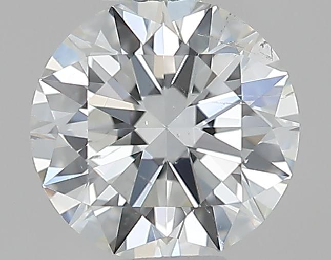0.50 ct Round Diamond : I / SI1