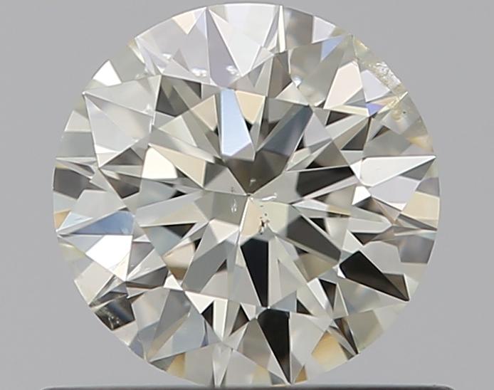 0.50 ct Round Diamond : L / SI2