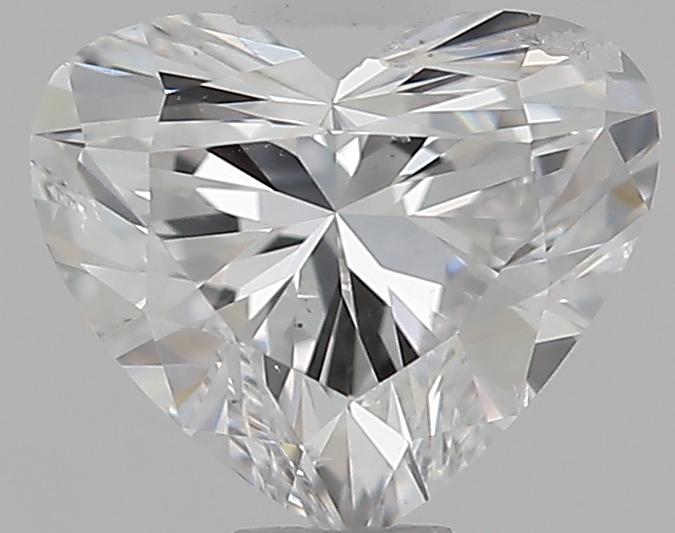 0.50 ct Heart Shape Diamond : E / SI2