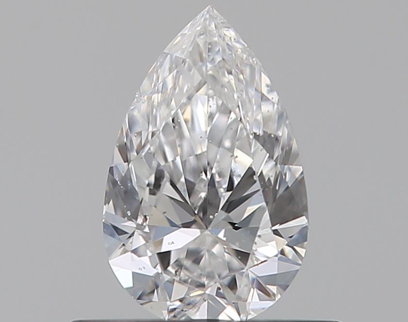 0.40 ct Pear Shape Diamond : D / SI2