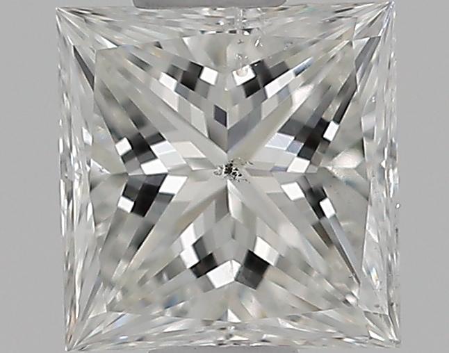 0.42 ct Princess Cut Diamond : G / SI2