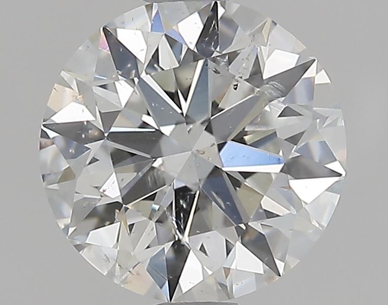 1.19 ct Round Diamond : H / SI2