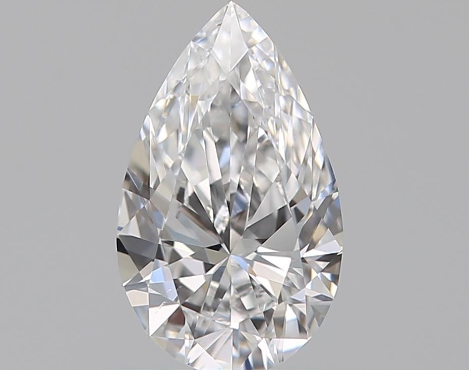 0.51 ct Pear Shape Diamond : D / SI1