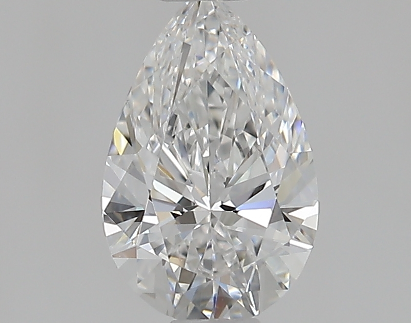 0.50 ct Pear Shape Diamond : E / SI1
