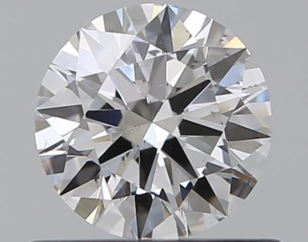 0.50 ct Round Diamond : E / SI1