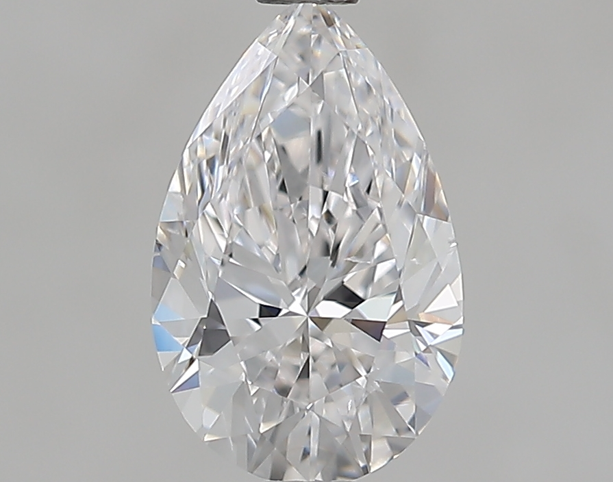 0.96 ct Pear Shape Diamond : E / SI1