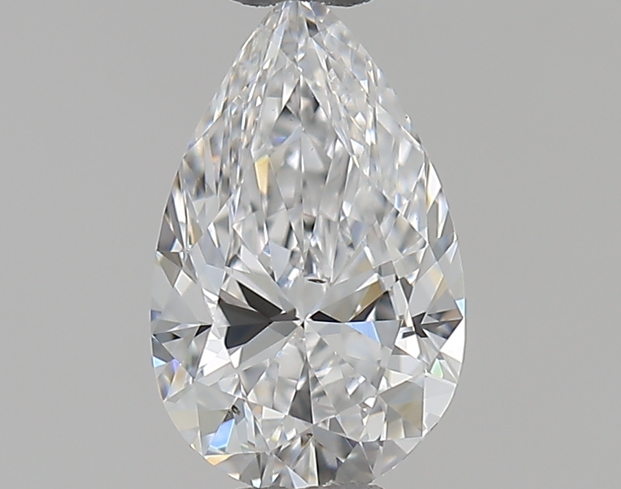 0.50 ct Pear Shape Diamond : D / VS2