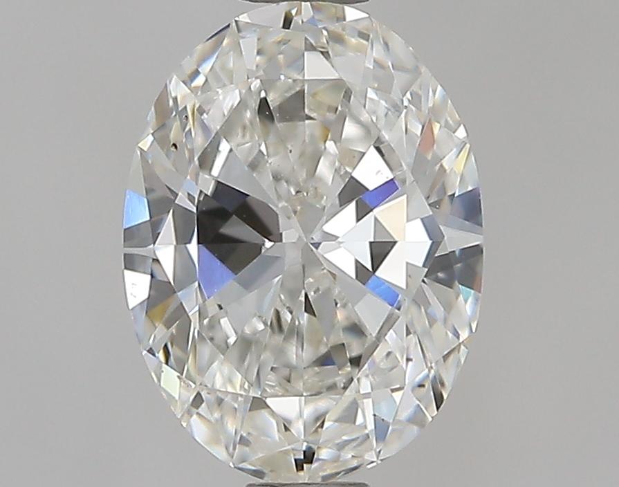 0.90 ct Oval Diamond : H / VS1