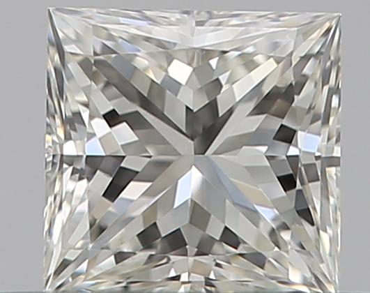 0.41 ct Princess Cut Diamond : I / VS1