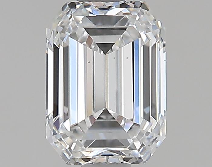 1.22 ct Emerald Cut Diamond : D / VS1