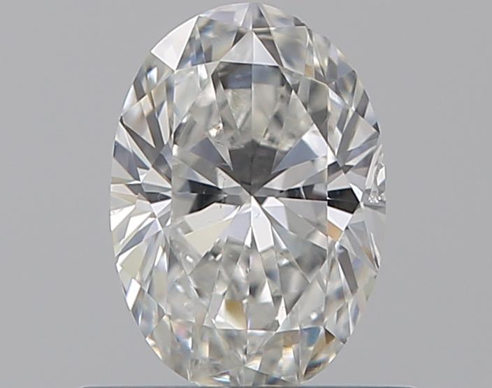 0.50 ct Oval Diamond : G / SI1