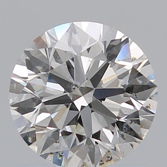 1.00 ct Round Diamond : G / SI2