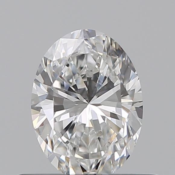 0.40 ct Oval Diamond : E / VS1