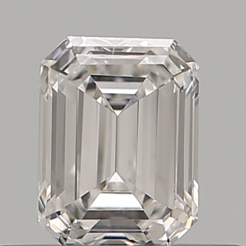 0.40 ct Emerald Cut Diamond : E / SI1