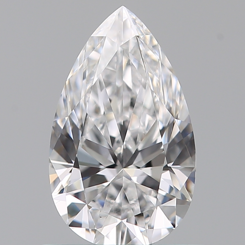 0.72 ct Pear Shape Diamond : D / VS1