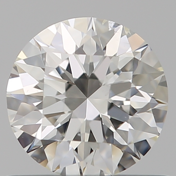 0.58 ct Round Diamond : H / SI1