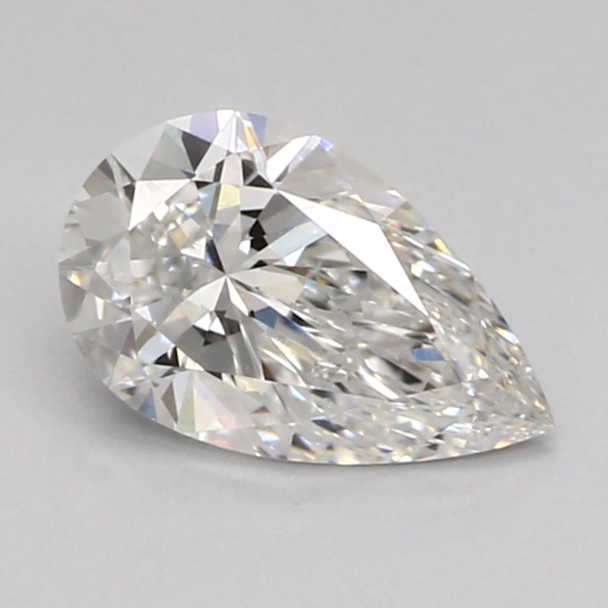 0.50 ct Pear Shape Diamond : G / SI1