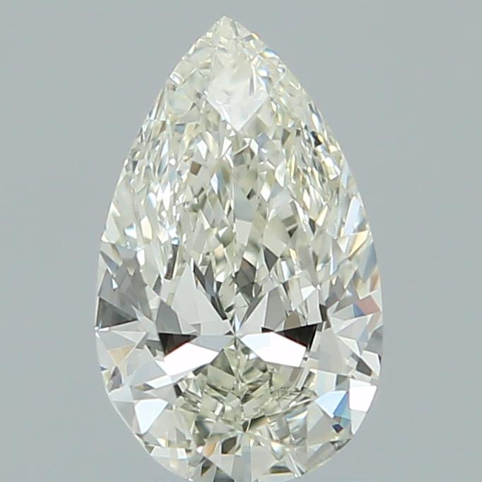 0.96 ct Pear Shape Diamond : K / VS1