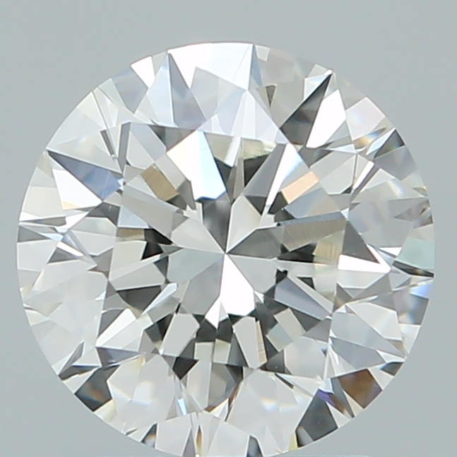 1.90 ct Round Diamond : H / VS1