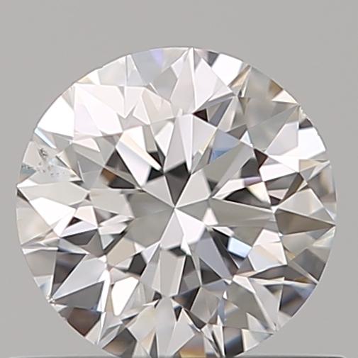 0.50 ct Round Diamond : D / SI1