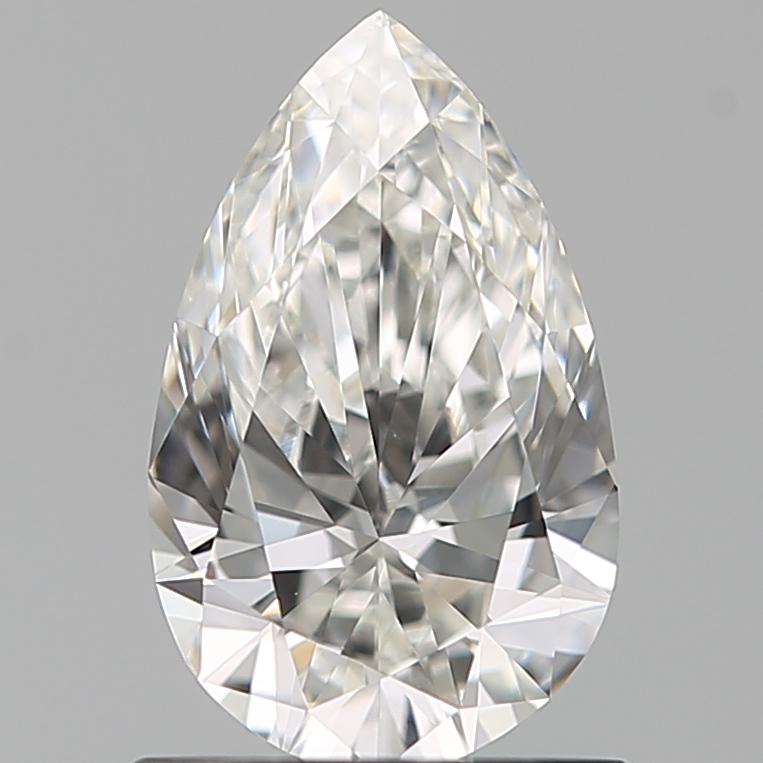 0.80 ct Pear Shape Diamond : G / VVS2