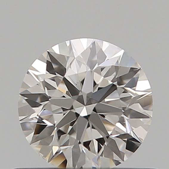 0.50 ct Round Diamond : F / VS2