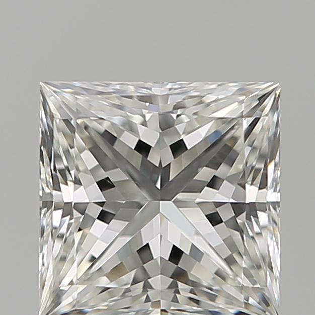 1.06 ct Princess Cut Diamond : G / VS1