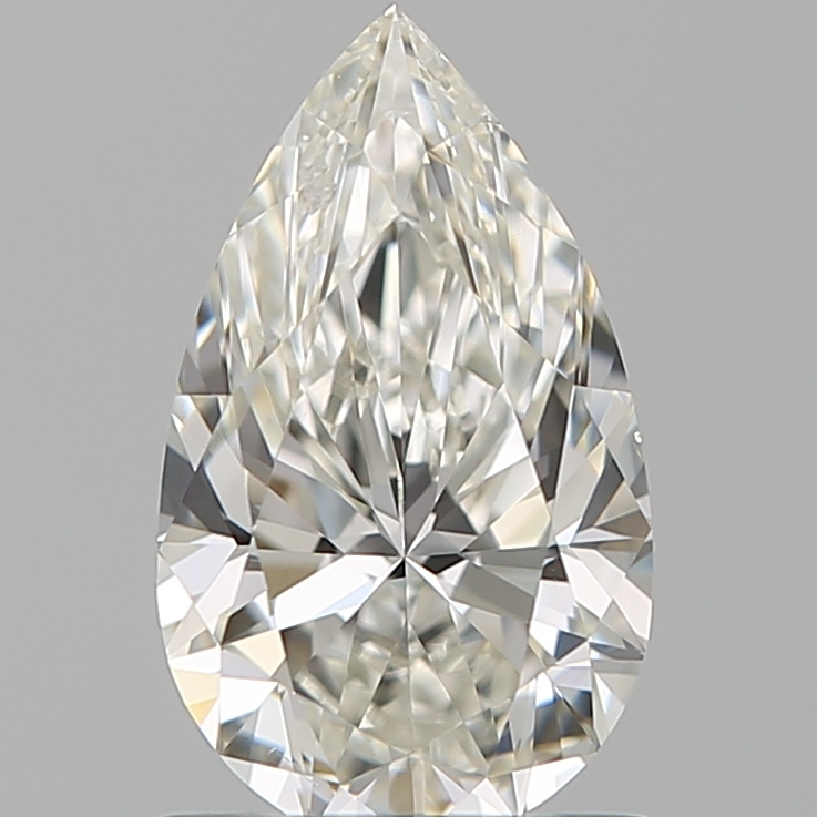 1.00 ct Pear Shape Diamond : I / VS2