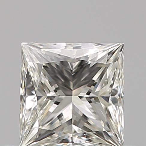 0.38 ct Princess Cut Diamond : I / VS2
